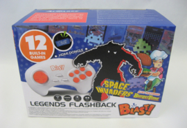 Legends Flashback Blast! - HDMI Dongle 12 Built in Games (New)