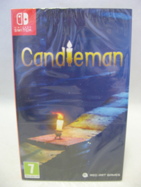 Candleman (SWITCH, NEW)