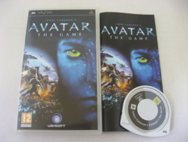 Avatar The Game (PSP)