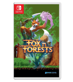 Fox N Forests (Switch, NEW)