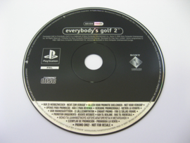 Everybody's Golf 2 - SCES-02146 (Promo, NFR)