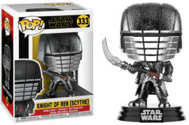 POP! Knight of Ren (Scythe) - Star Wars (New)