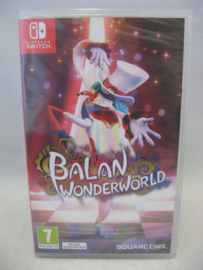 Balan Wonderworld (FAH, Sealed)