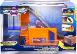 Micro Machines - Playset - Tuner Garage (New)