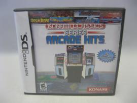 Konami Classics Series Arcade Hits (USA, Sealed)