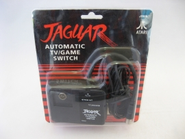 Original Jaguar Automatic TV/Game Switch (New)