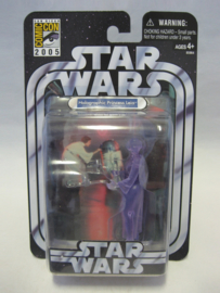 Star Wars: Holographic Princess Leia - Action Figure - SDCC 2005 (New)