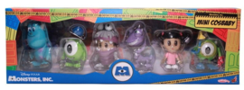 Monsters Inc. Mini Cosbaby Set (New)