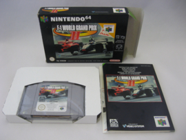 F-1 World Grand Prix II (NEU6, CIB)