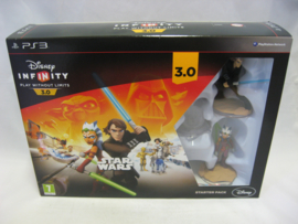 Disney Infinity 3.0 - Star Wars Starter Pack (PS3, NEW)