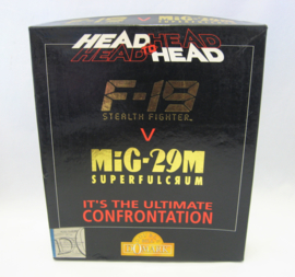 Head to Head - F-19 Stealth Fighter v MiG-29M Superfulcrum (PC)