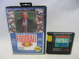 John Madden Football '92 (USA)