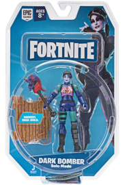 "Fortnite 4"" Action Figure - Dark Bomber (New)"