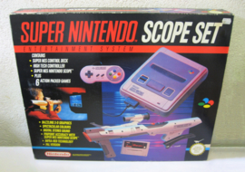 Super Nintendo Console 'Scope' Set (Boxed)