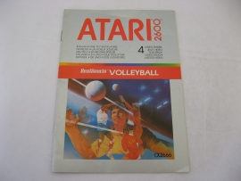 RealSports Volleyball *Manual*