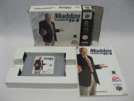 Madden Football 64 (EUR, CIB)