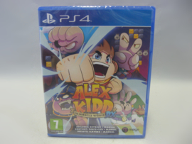 Alex Kidd in Miracle World DX (PS4, Sealed)