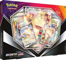 Pokémon TCG: Meowth VMAX Special Collection Box (New)