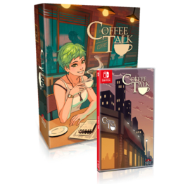 Coffee Talk Collector's Edition (Switch, NEW)