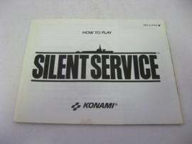 Silent Service *Manual* (FRA)