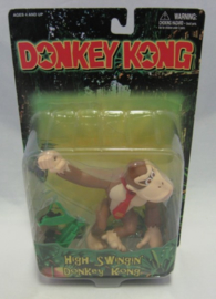 Donkey Kong Action Figure - High Swingin' Donkey Kong (New)