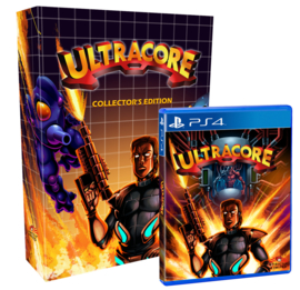 Ultracore Collector's Edition (PS4, NEW)