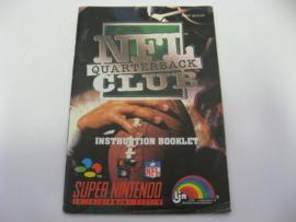 NFL Quarterback Club *Manual* (EUR)