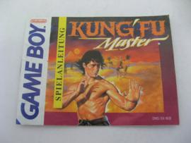 Kung Fu Master *Manual* (NOE)