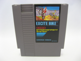 Excite Bike - Black Box - European Version (EEC)