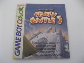 Bugs Bunny in Crazy Castle 3 *Manual* (NEU5)