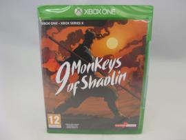 9 Monkeys of Shaolin (XONE, Sealed)