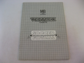 Soccer Football *Manual* (Vectrex)