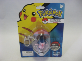 Pokemon Keychain - Series 13 - Mime Jr. (New)