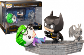 POP! Batman and the Joker - 1989 Movie Moment - Batman 80th (New)