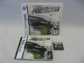 Need For Speed Pro Street (HOL)