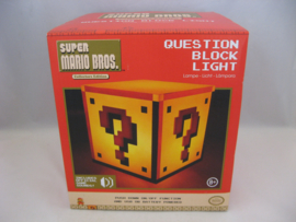 Mario Bros Question Block Light - Collector's Edition (New)