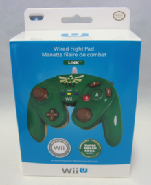 Wired Fight Pad - Link - Wii / Wii U (New)