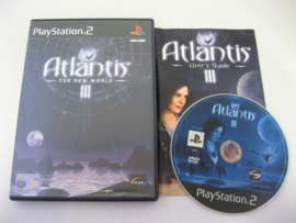Atlantis III - The New World (PAL)