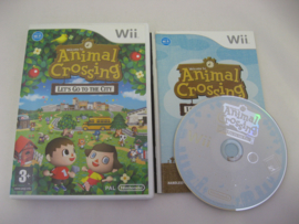Animal Crossing - Let's Go to the City (HOL)