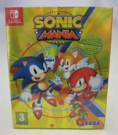 Sonic Mania Plus (EUR, Sealed)