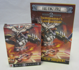 The Eye of Judgment: Fire King's Rage Starter Deck