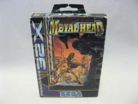 Metal Head (CIB, 32X)