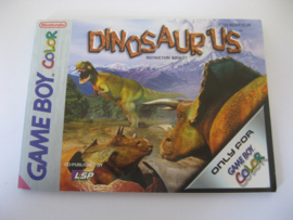 Dinosaur'us *Manual* (EUR)
