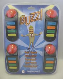 Original PS2 Wired Buzz Buzzers (New)