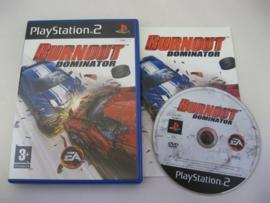 Burnout Dominator (PAL)
