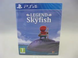 Legend of the Skyfish (PS4, NEW)