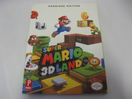 Super Mario 3D Land - Premiere Edition Guide (Prima, 3DS)