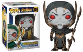 POP! Corvus Glaive - Avengers Infinity War (New)