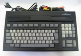 Mitsubishi MSX Computer ML-FX1