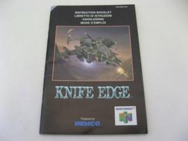 Knife Edge *Manual* (EUU)